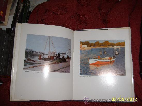 Libros de segunda mano: EL PINTOR. JUAN MIRALLES. AUTOGRAFIADO POR EL AUTOR. TODO UNA JOYA!!!!. - Foto 7 - 32702597