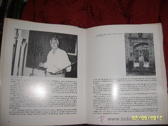 Libros de segunda mano: EL PINTOR. JUAN MIRALLES. AUTOGRAFIADO POR EL AUTOR. TODO UNA JOYA!!!!. - Foto 6 - 32702597