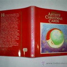 Libros de segunda mano: A COLLECTION OF ORIGINAL HOLIDAY GREETINGS. ARTISTS' CHRISTMAS CARDS POSTALES NAVIDAD RM58556. Lote 33423350