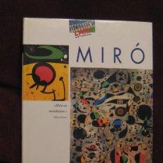 Libros de segunda mano: MIRÓ. ED. CERCLE D´ART. 1994.. Lote 32969641