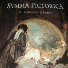 Libros de segunda mano: SUMMA PICTORICA. EL SIGLO DE LA RAZÓN. Lote 33105233