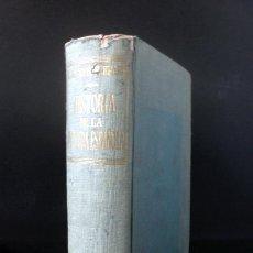 Libros de segunda mano: BREVE HISTORIA DE LA PINTURA ESPAÑOLA ENRIQUE LAFUENTE 332 ILUSTRACIONES 8 EN COLOR * 1953 * TECNOS. Lote 33304875