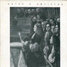 Libros de segunda mano: JUAN ANTONIO GAYA NUÑO. CLAUDIO COELLO. MADRID, CSIC, 1957. Lote 33495824