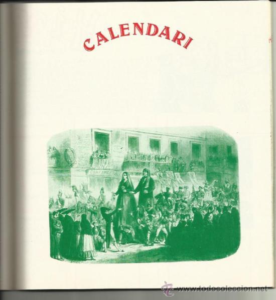 Libros de segunda mano: CALENDARI DE LES FESTES I TRADICIONS BARCELONA I RODALIES 1980 - Foto 2 - 33499869