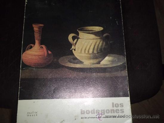 BODEGONES MUSEO DEL PRADO NUMERADA PAPEL ESPECIAL LAMINAS 30X40 AÑO 1973 VER FOTOS (Libros de Segunda Mano - Bellas artes, ocio y coleccionismo - Pintura)