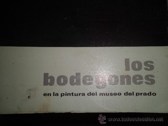 Libros de segunda mano: bodegones museo del prado numerada papel especial laminas 30x40 año 1973 ver fotos - Foto 2 - 33549926