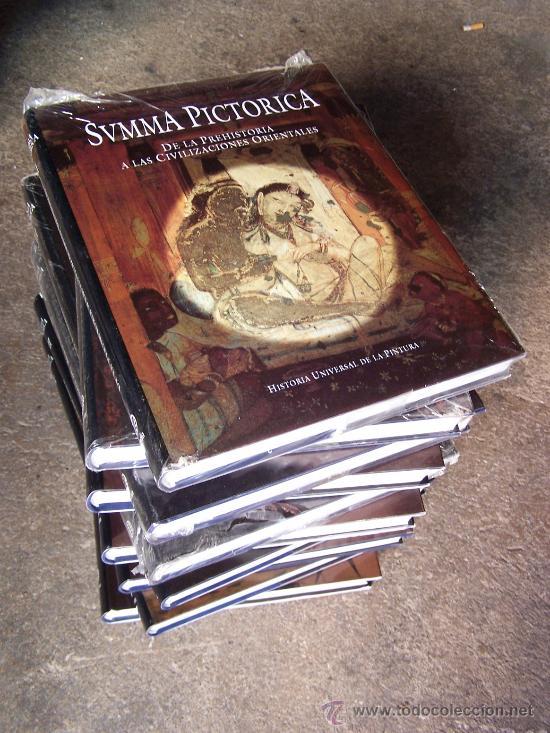 SUMMA PICTORICA, EDITORIAL PLANETA (Libros de Segunda Mano - Bellas artes, ocio y coleccionismo - Pintura)