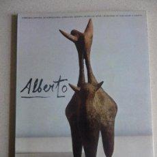Libros de segunda mano: ALBERTO-MUSEO ESPAÑOL DE ARTE CONTEMPORANEO MADRID MAYO JUNIO 1970. Lote 34024110