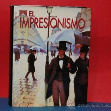 Libros de segunda mano: EL IMPRESIONISMO .--ED.LIBSA. Lote 34183673