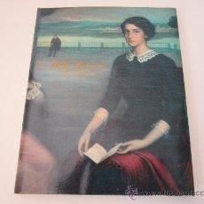 Libros de segunda mano: JULIO ROMERO DE TORRES 1874-1930 CATÁLOGO DEL MUSEO JULIO ROMERO DE TORRES. Lote 34271072