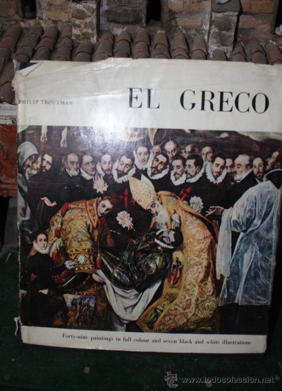 EL GRECO (Libros de Segunda Mano - Bellas artes, ocio y coleccionismo - Pintura)