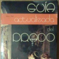Libros de segunda mano: GUIA DEL PRADO. UNA HISTORIA DE LA PINTURA A TRAVES DE LAS OBRAS DEL MUSEO.. Lote 34573500