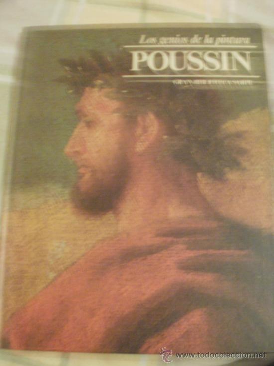 LOS GENIOS DE LA PINTURA POUSSIN (Libros de Segunda Mano - Bellas artes, ocio y coleccionismo - Pintura)