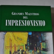 Libros de segunda mano: GRANDES MAESTROS DEL IMPRESIONISMO. SIETE TOMOS. RM60397-V. Lote 34859779