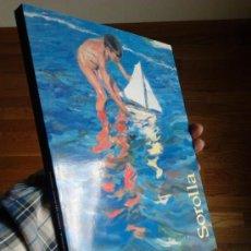Libros de segunda mano: SOROLLA (FONDOS DEL MUSEO SOROLLA) DEL 10 DE JUNIO AL 22 DE JULIO DE 1995. Lote 34968944
