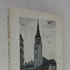 Libros de segunda mano: BERNARD BUFFET - PARIS. Lote 38875384