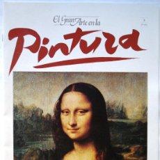 Libros de segunda mano: EL GRAN ARTE DE LA PINTURA - Nº 1 EL RENACIMIENTO - SALVAT - 1985 - CON FOTO CUADRO PICASSO - . Lote 35052628