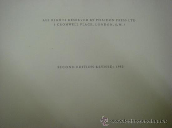 Libros de segunda mano: TITIAN. THE PAINTINGS AND DRAWINGS - Foto 3 - 35139519