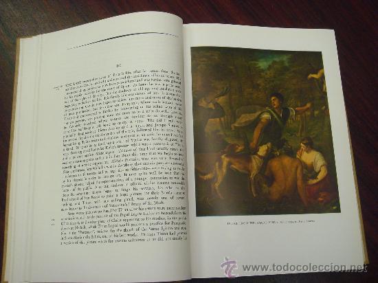 Libros de segunda mano: TITIAN. THE PAINTINGS AND DRAWINGS - Foto 4 - 35139519