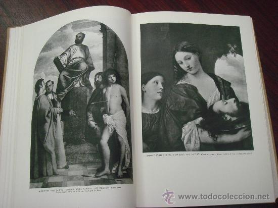 Libros de segunda mano: TITIAN. THE PAINTINGS AND DRAWINGS - Foto 6 - 35139519