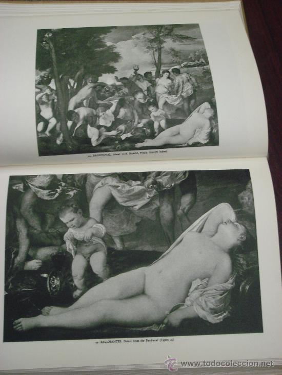 Libros de segunda mano: TITIAN. THE PAINTINGS AND DRAWINGS - Foto 7 - 35139519