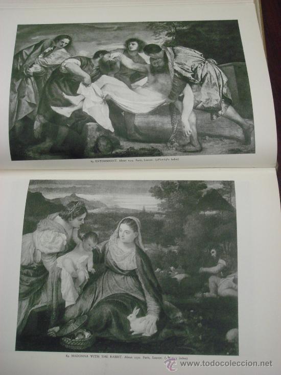 Libros de segunda mano: TITIAN. THE PAINTINGS AND DRAWINGS - Foto 8 - 35139519