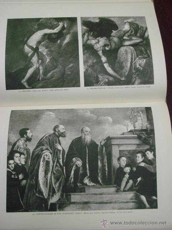 Libros de segunda mano: TITIAN. THE PAINTINGS AND DRAWINGS - Foto 11 - 35139519