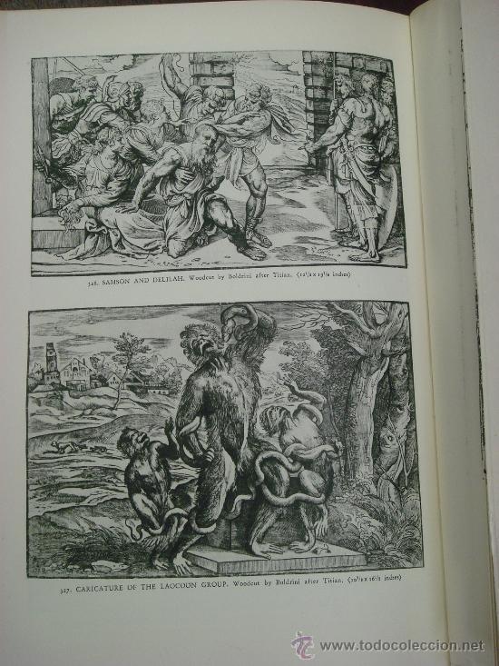 Libros de segunda mano: TITIAN. THE PAINTINGS AND DRAWINGS - Foto 17 - 35139519