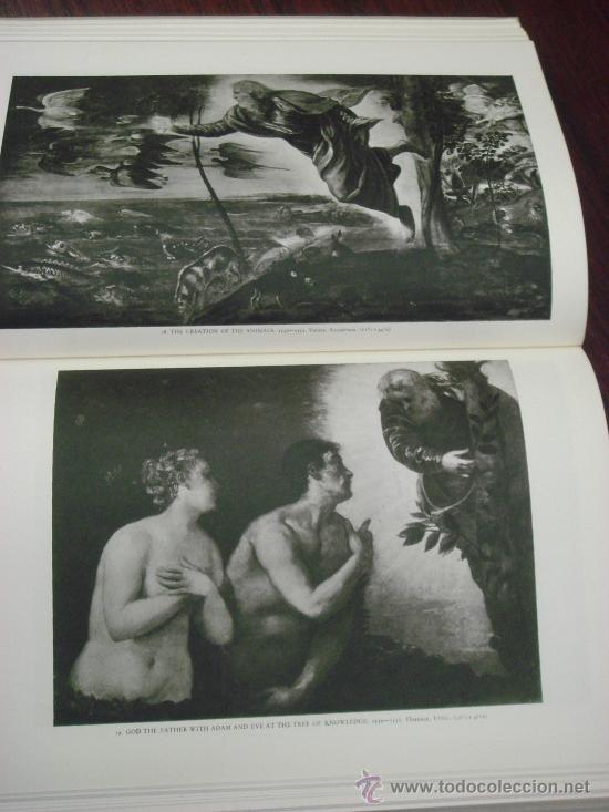 Libros de segunda mano: TINTORETTO. The paintings and drawings. - Foto 7 - 35139226