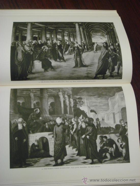 Libros de segunda mano: TINTORETTO. The paintings and drawings. - Foto 8 - 35139226