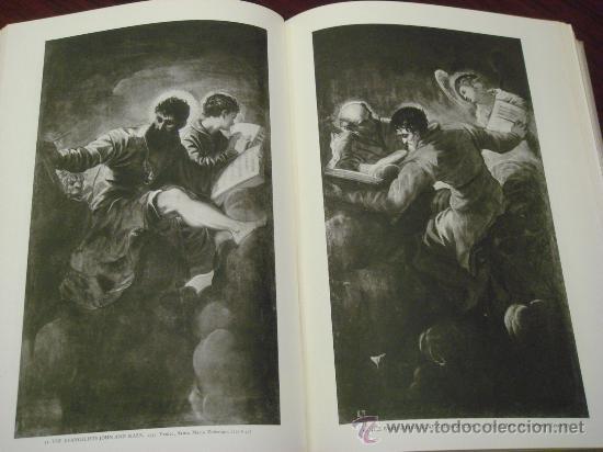 Libros de segunda mano: TINTORETTO. The paintings and drawings. - Foto 9 - 35139226