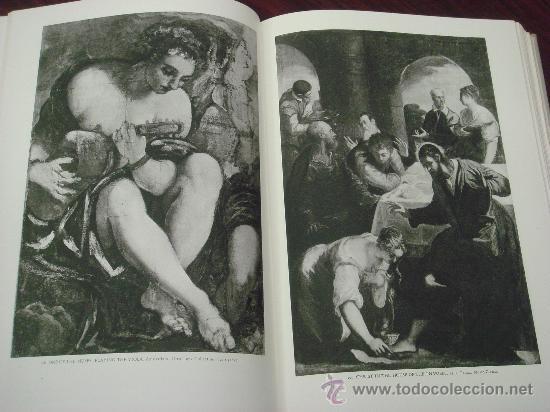 Libros de segunda mano: TINTORETTO. The paintings and drawings. - Foto 12 - 35139226