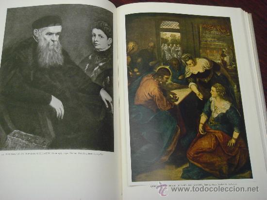 Libros de segunda mano: TINTORETTO. The paintings and drawings. - Foto 13 - 35139226