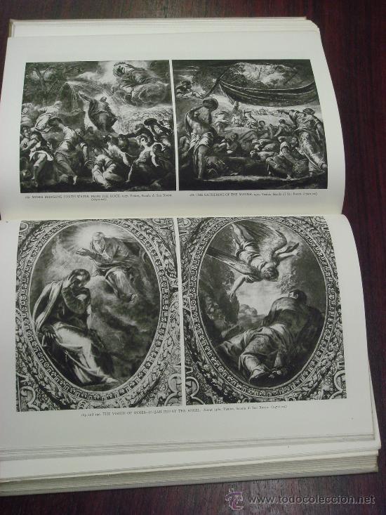 Libros de segunda mano: TINTORETTO. The paintings and drawings. - Foto 14 - 35139226