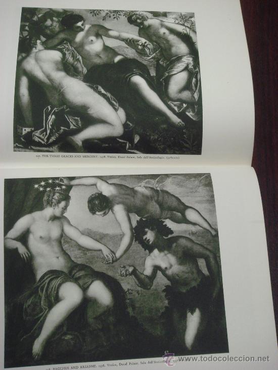 Libros de segunda mano: TINTORETTO. The paintings and drawings. - Foto 15 - 35139226