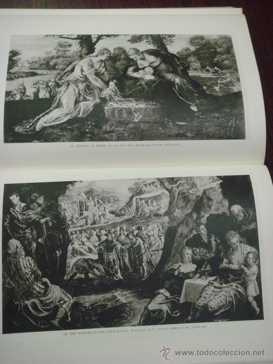 Libros de segunda mano: TINTORETTO. The paintings and drawings. - Foto 19 - 35139226