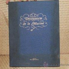Libros de segunda mano: 2259- DECOUVERTE DE LA MARINE. ANDRE ROSSELL, JEAN VIDAL. EDIT. HIER DEMAIN. 1973.. Lote 35248740