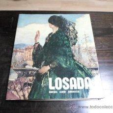 Libros de segunda mano: MANUEL LOSADA, LLANO GOROSTIZA, ED ESPASA CALPE, 1975. Lote 35508026