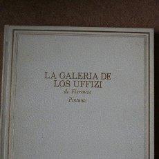 Libros de segunda mano: LA GALERÍA DE LOS UFFIZI DE FLORENCIA Y SUS PINTURAS. NEGRINI (SERGIO). Lote 35548685