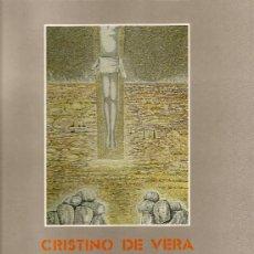 Libros de segunda mano: CRISTINO DE VERA POR LÁZARO SANTANA (EDIRCA). Lote 35766196