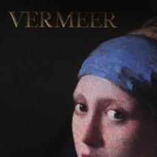 Libros de segunda mano: VERMEER - ED. DE LUJO ARS ET MUSICA - INCLUYE CD AUDIO - 25 X 31 CM.. Lote 35986561