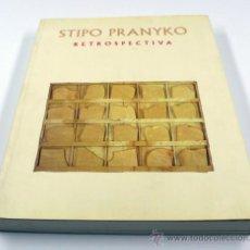 Libros de segunda mano: STIPO PRANYKO. RETROSPECTIVA, 1999.. Lote 36254617