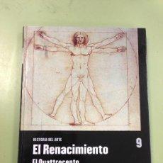 Libros de segunda mano: HISTORIA DEL ARTE DE SALVAT,