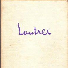 Libros de segunda mano: TOULOUSE LAUTREC.EDICIONES DAIMON.MANUEL TAMAYO.1ª ED.1966.CARTONÉ TELA.28'5 X 21'5 CMTRS.96 PÁGINAS. Lote 36439724