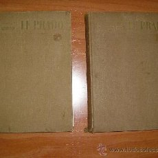 Libros de segunda mano: LE PRADO-TOMOS I Y II - MUSEES ET MONUMENTS D,EUROPE-PAR MANUEL LORENTE-. Lote 36533382