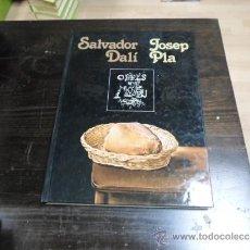 Libros de segunda mano: JOSEP PLA, SALVADOR DALI, OBRES DE MUSEU, 1981. Lote 36540254