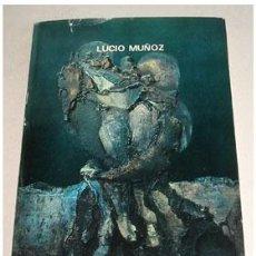 Libros de segunda mano: LUCIO MUÑOZ. DELIMITACIÓN DE UN TERRITORIO. 1977. Lote 36632997
