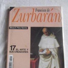 Libros de segunda mano: EL ARTE Y SUS CREADORES - FRANCISCO DE ZURBARAN POR AFONSO E. PEREZ SANCHEZ HISTORIA 16 Nº 17. Lote 36733276