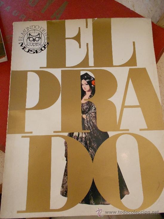 LIBRO DEL MUSEO DEL PRADO (Libros de Segunda Mano - Bellas artes, ocio y coleccionismo - Pintura)