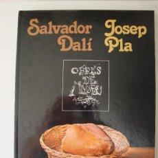 Libros de segunda mano: SALVADOR DALÍ --JOSEP PLA ---EDICION EN CASTELLANO-. Lote 36869712